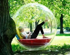 En tu burbuja no se respira