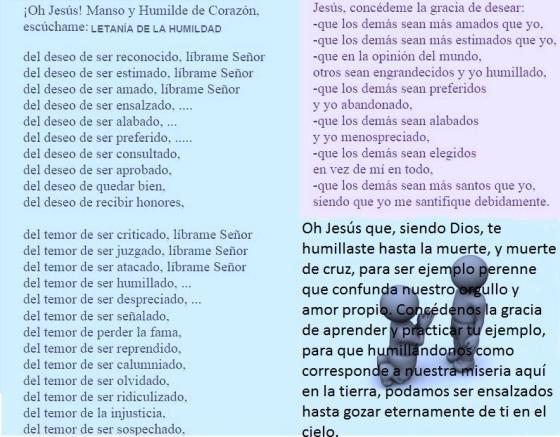 Letanías de la Humildad 2